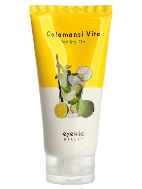 Пенка с экстрактом каламондина Eyenlip Calamansi Vita Cleansing Foam, 120 мл