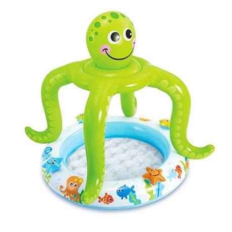 """Intex 57115, надувной детский бассейн """"Осьминог"""""""