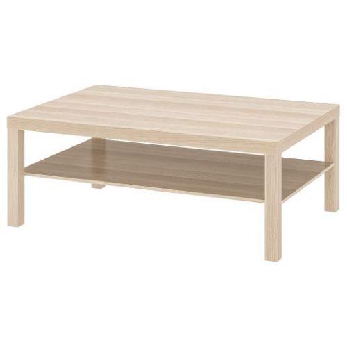 LACK ЛАКК, Журнальный стол, под беленый дуб, 118x78 см - 004.315.37