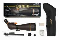 Зрительная труба Levenhuk Blaze PRO 100 - комплектация