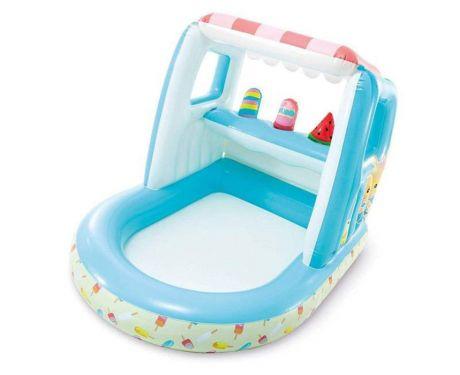 Intex 48672, надувной детский бассейн 127 x 102 x 99 см Мороженое