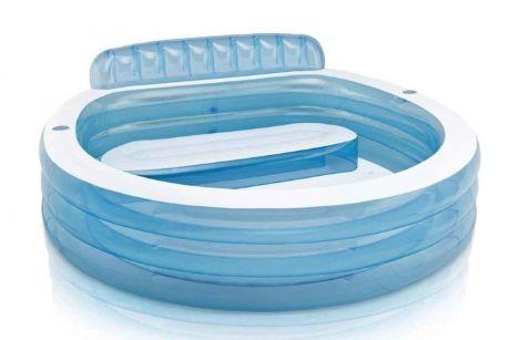 Intex 57190, надувной детский бассейн с сиденьем