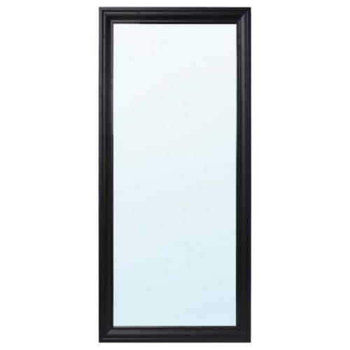 TOFTBYN ТОФТБЮН, Зеркало, черный, 75x165 см - 704.542.81