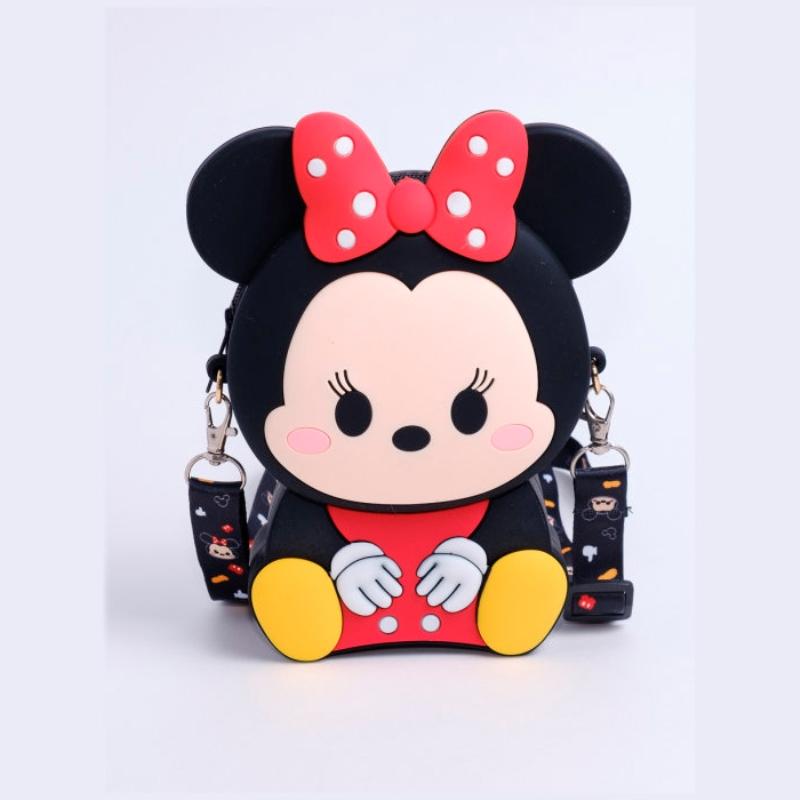 Силиконовая сумка кросс-боди, Mickey Mouse