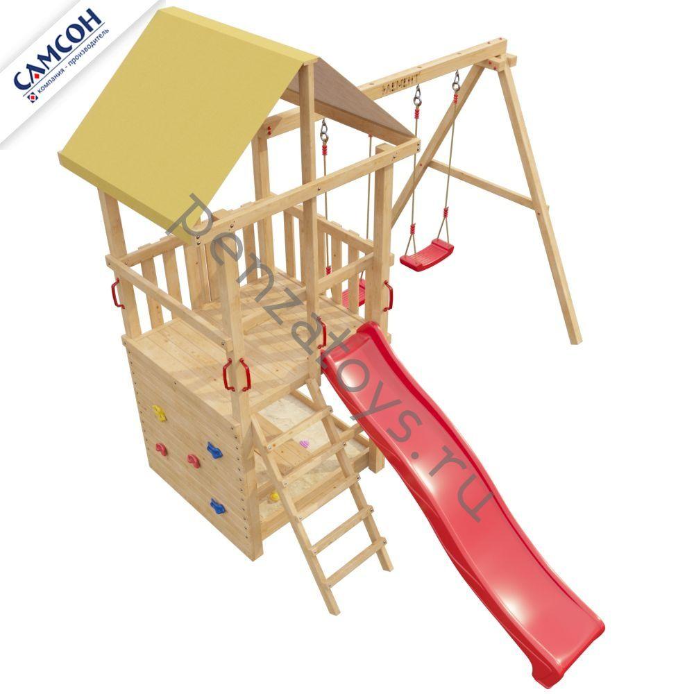 Игровая детская площадка Самсон Элемент-6