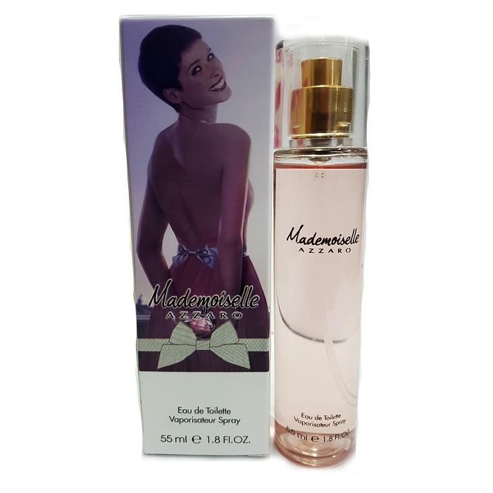 Мини-парфюм с феромонами Azzaro Mademoiselle 55 мл