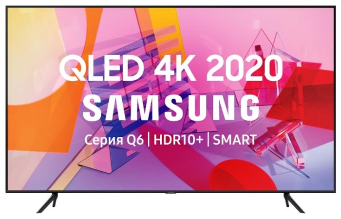"""QLED Samsung QE85Q60TAU 85"""" (2020)"""