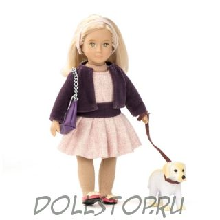 Куклы Лори Хэйзел и Счастливчик -  Hazel & Happy Lory Doll 2017