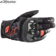 Перчатки Alpinestars SMX Z Drystar, Черно-красные