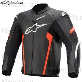 Мотокуртка Alpinestars Faster V2, Черно-красная