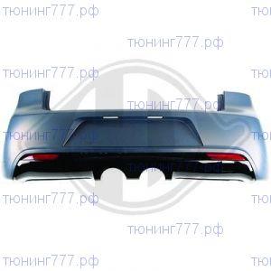 Бампер задний VW Golf 6 в стиле R20
