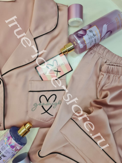 1007- 1 шт пижамка двойка Victoria's Secret