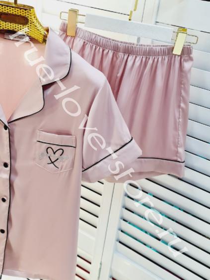1007-3- 1 шт пижамка двойка Victoria's Secret