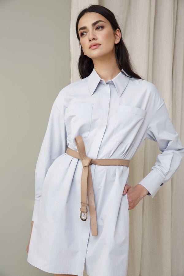 Платье-рубашка 567 | P. 42-46