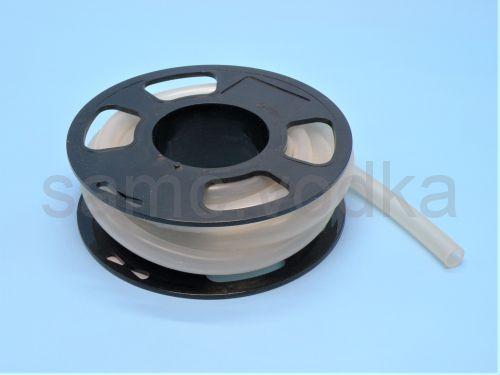 Трубка силиконовая  10х2 мм