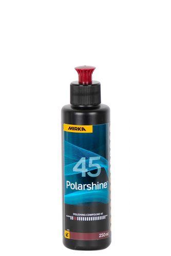 Полировальная паста Polarshine 45 Mirka, 250 мл