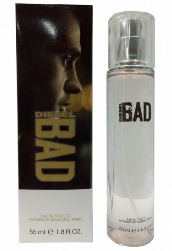 Мини-парфюм с феромонами Diesel Bad For Men 55 мл