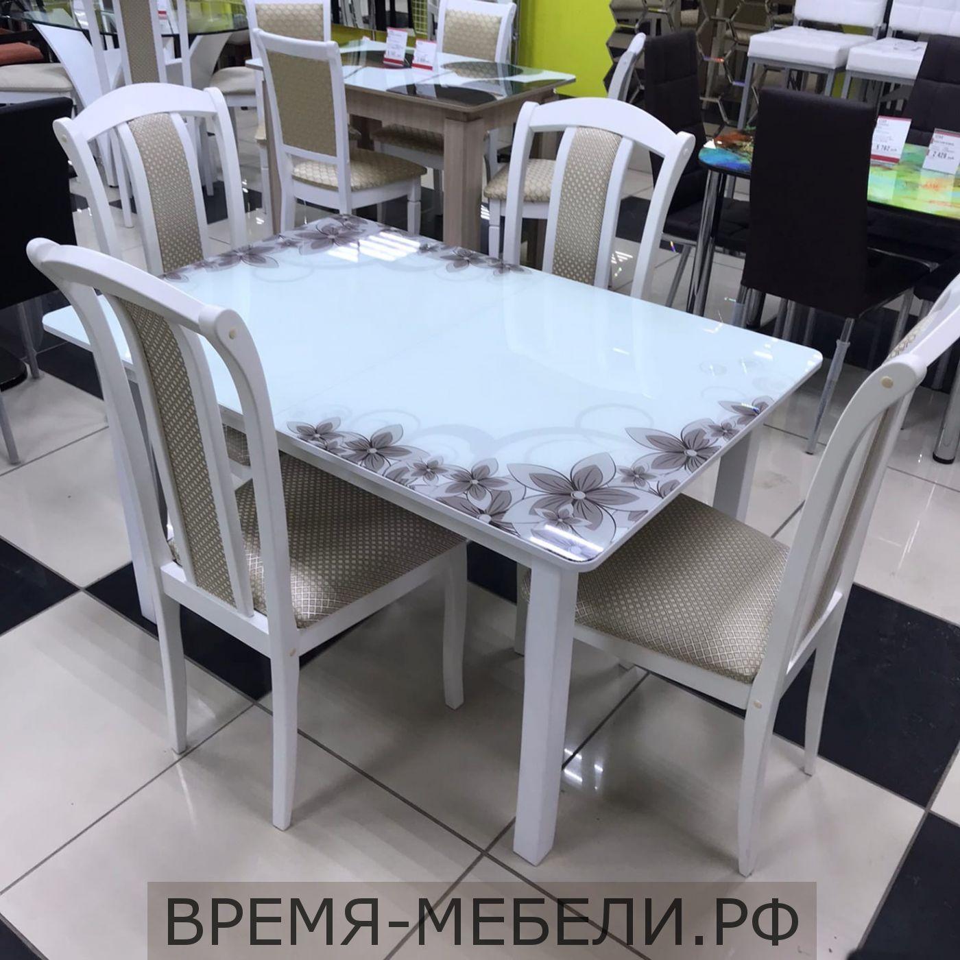 "Стол ""Классик раздвижной"" Lum 191"
