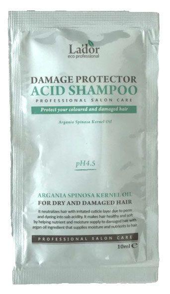 Шампунь Damaged Protector Acid Shampoo Pouch 10ml