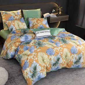 Комплект постельного белья Делюкс Сатин L359