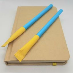 изготовление бумажных ручек с логотипом