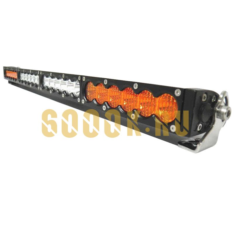Однорядная светодиодная CREE балка 120W COMBO