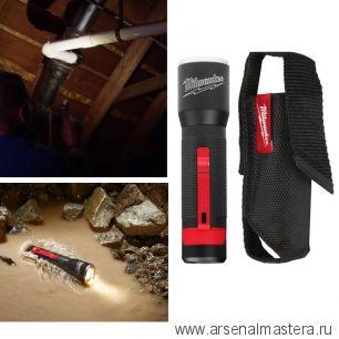 Карманный фонарь на батарейках MILWAUKEE ML-LED 4933464825
