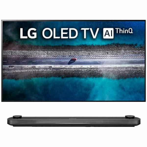 Телевизор LG SIGNATURE OLED65W9PLA