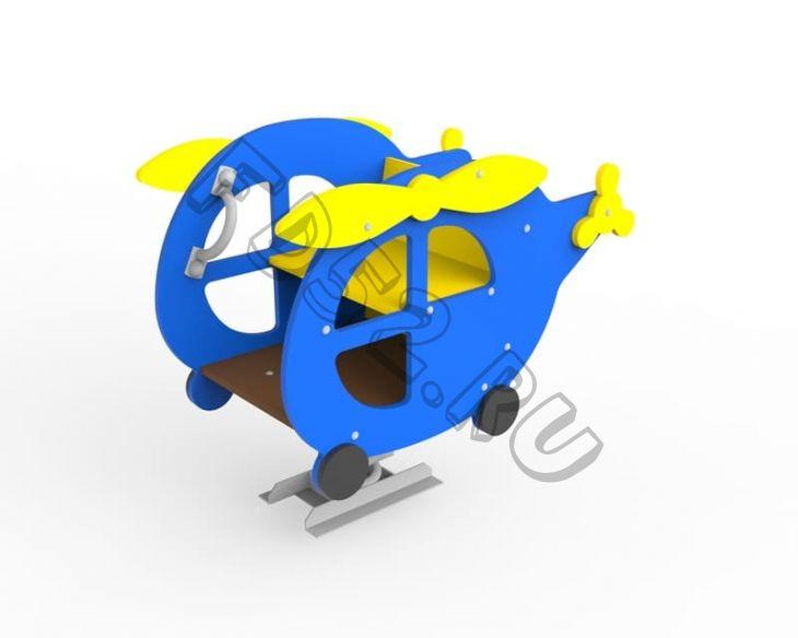 Качалка на пружине «Вертолетик»  441.08