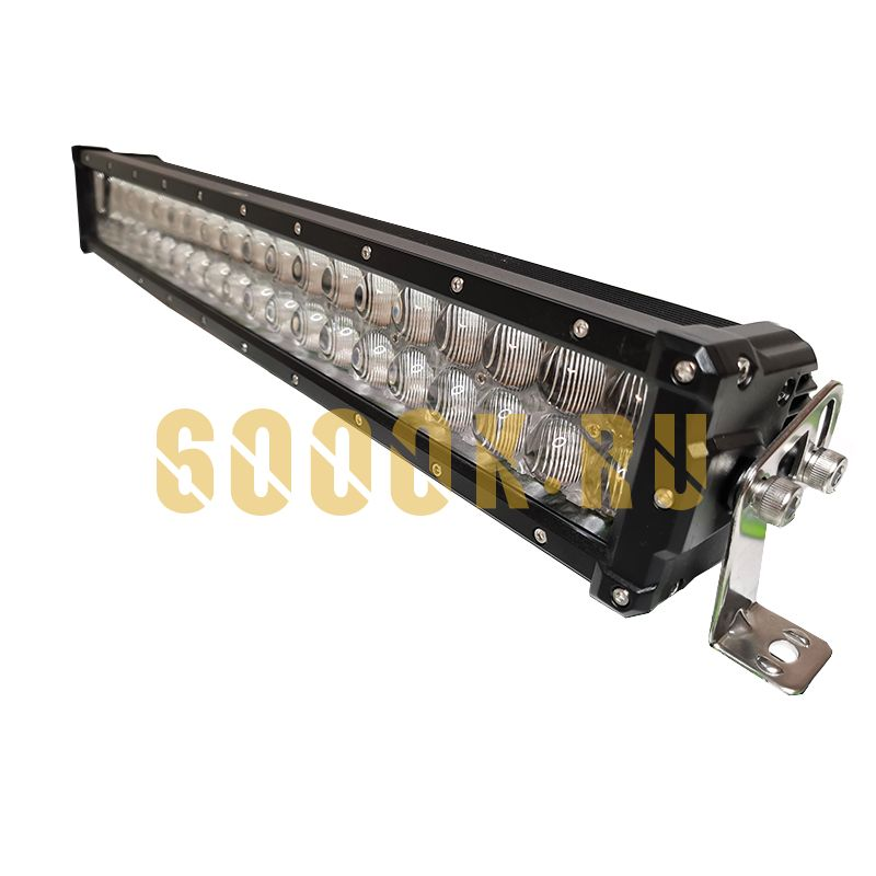 Двухрядная светодиодная балка 4D 240W OSRAM водительский свет