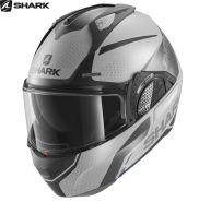 Шлем Shark Evo-GT Encke, Серо-черный