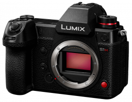 Фотоаппарат Panasonic Lumix DC-S1H Body