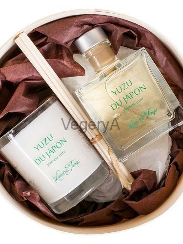 Подарочный набор ароматный (ЮДЗУ ЯПОНСКИЙ) LUMIERES