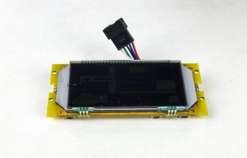 Дисплей для электросамоката Kugoo S3 / S2 желтая плата