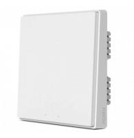 Выключатель с электронной коммутацией Aqara D1 (Одинарный с нулевой линией) (QBKG23LM)
