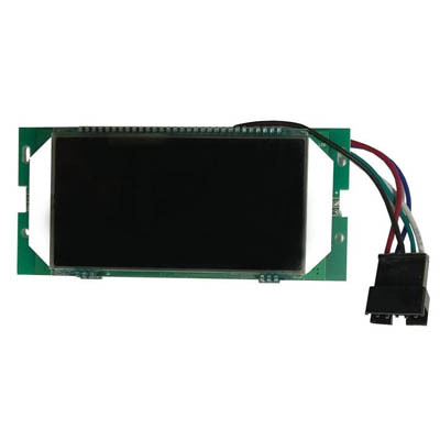 Дисплей для электросамоката Kugoo S3 / S2 зеленая плата