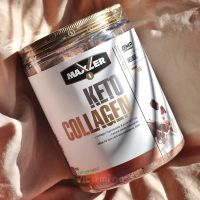 Maxler Keto Collagen Коллаген и масло MCT, 400 гр