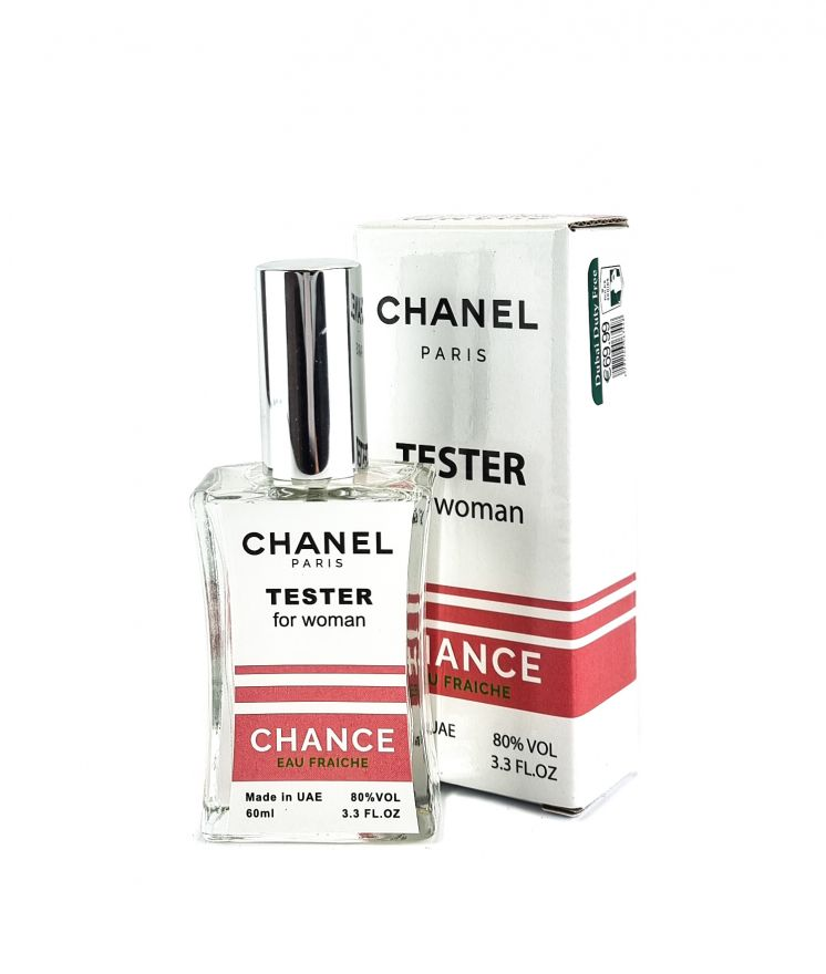 Chanel Chance Eau Fraiche (for woman) - TESTER 60 мл