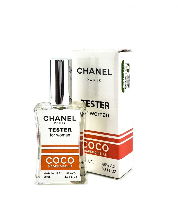 Chanel Coco Mademoiselle (for woman) - TESTER 60 мл