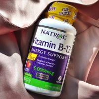Natrol Быстрорастворимый Витамин B12 5000 мкг, 100 табл.