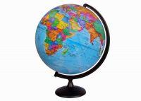 Глобус политический диаметром 420 мм - фото