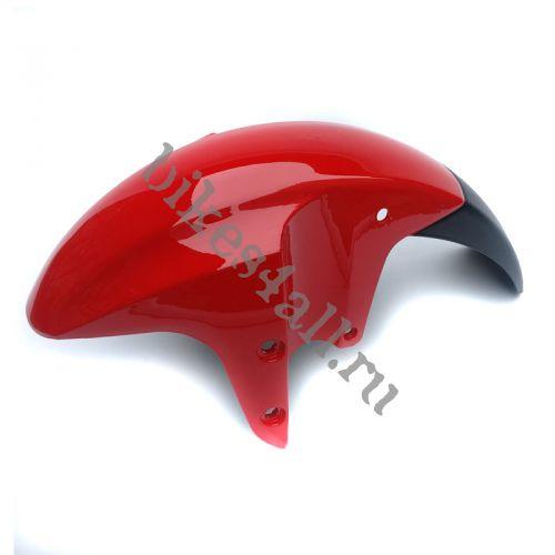 Крыло переднее Stels Flame 200 (Красное)