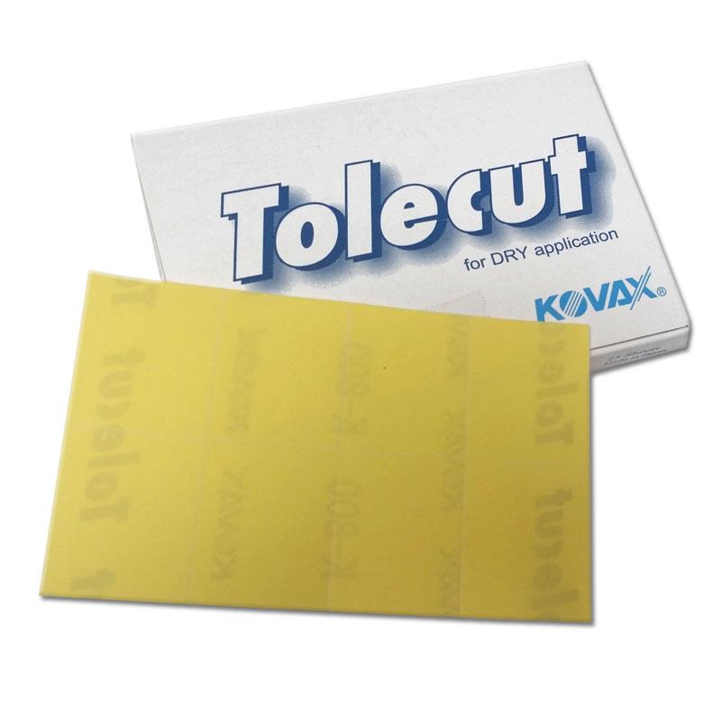 KOVAX Клейкий лист Tolecut Yellow K800 70х114 мм.
