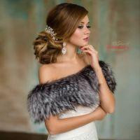 Горжетка из лисы в Москве купить