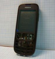 """Корпус Nokia 6303 (brown, """"Versace"""")"""