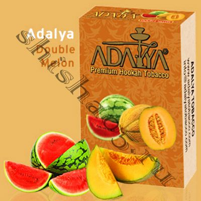 Adalya - Double Melon, 50гр