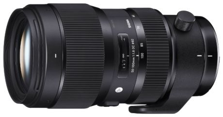бъектив Sigma 50-100mm f/1.8 DC HSM Art Canon EF
