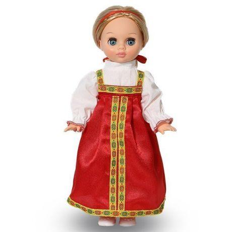 Эля в русском костюме