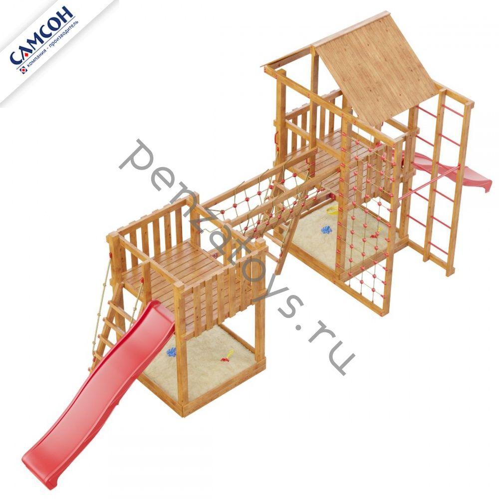 Игровая детская площадка Сет Сибирика Cтарт-Мини