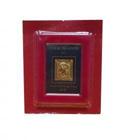 Юбилей первой почтовой марки, Острова Кука